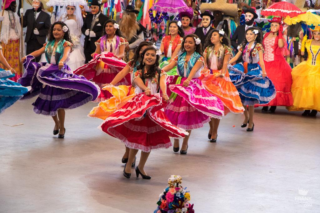 carnaval putleco en guelaguetza