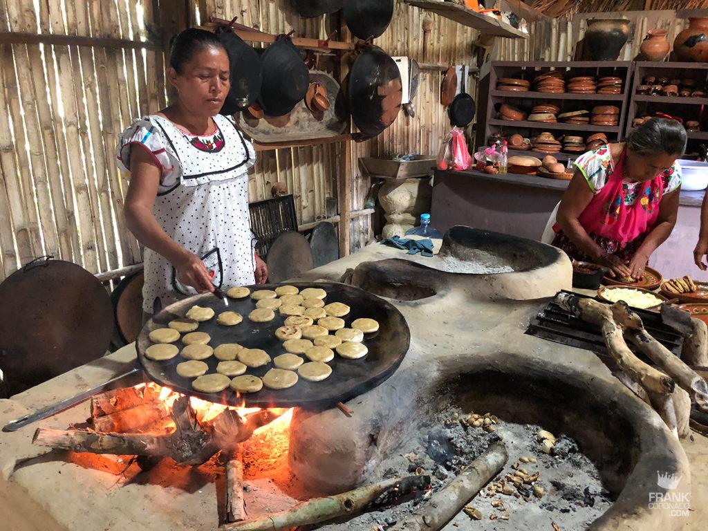 comida tradicional totonaca