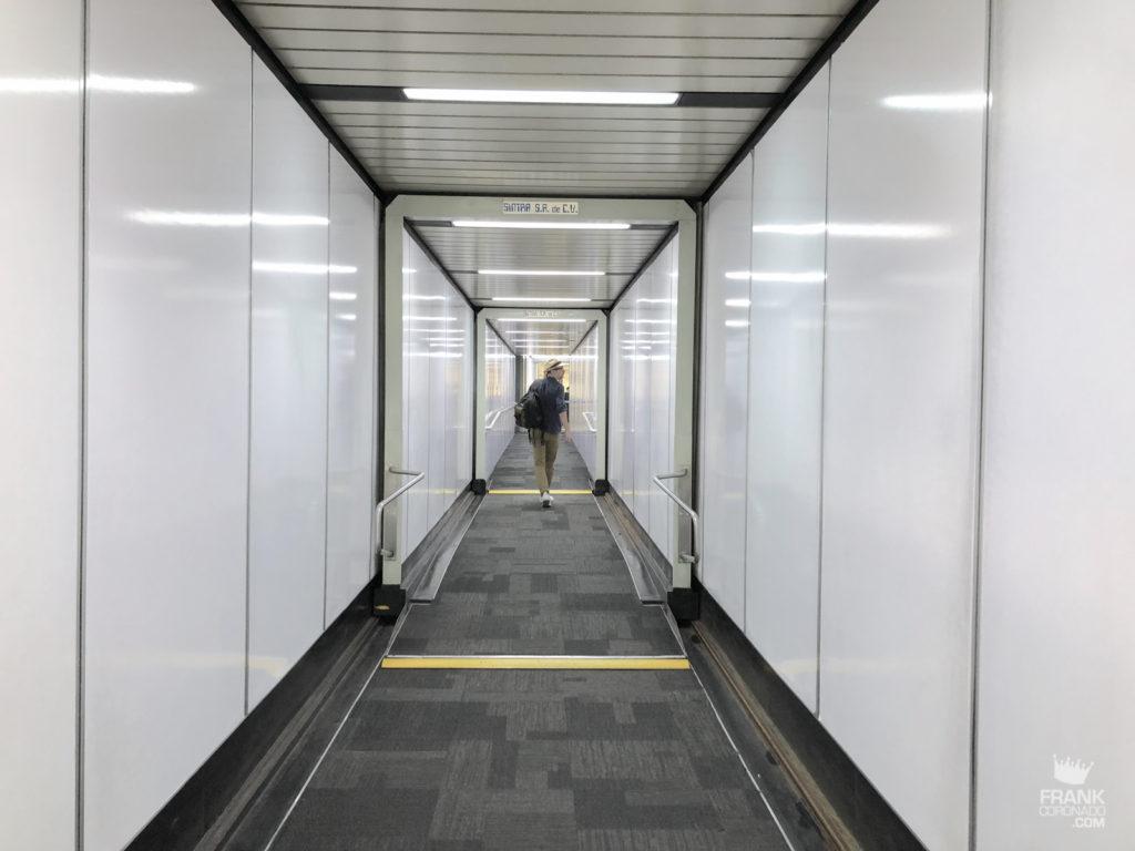 Tunel de abordaje