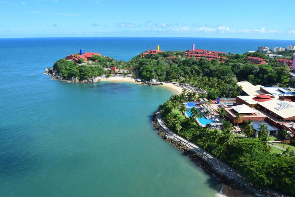 hospedaje all inclusive huatulco