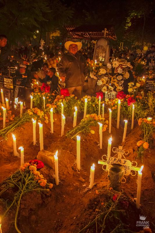 dia de muertos en Oaxaca, tradiciones de Oaxaca