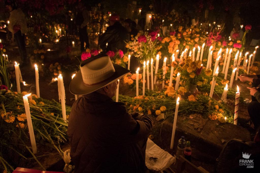 celebracion dia de muertos Oaxaca