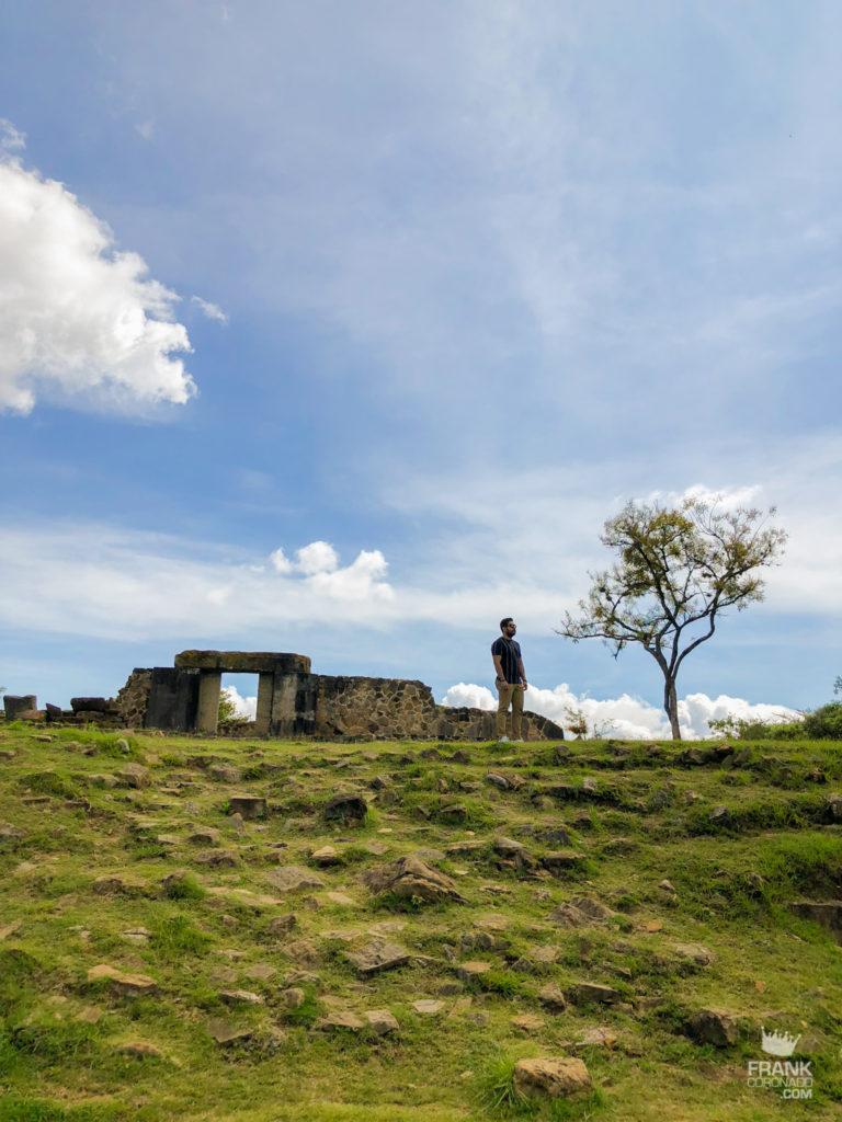 tumbas de Monte alban