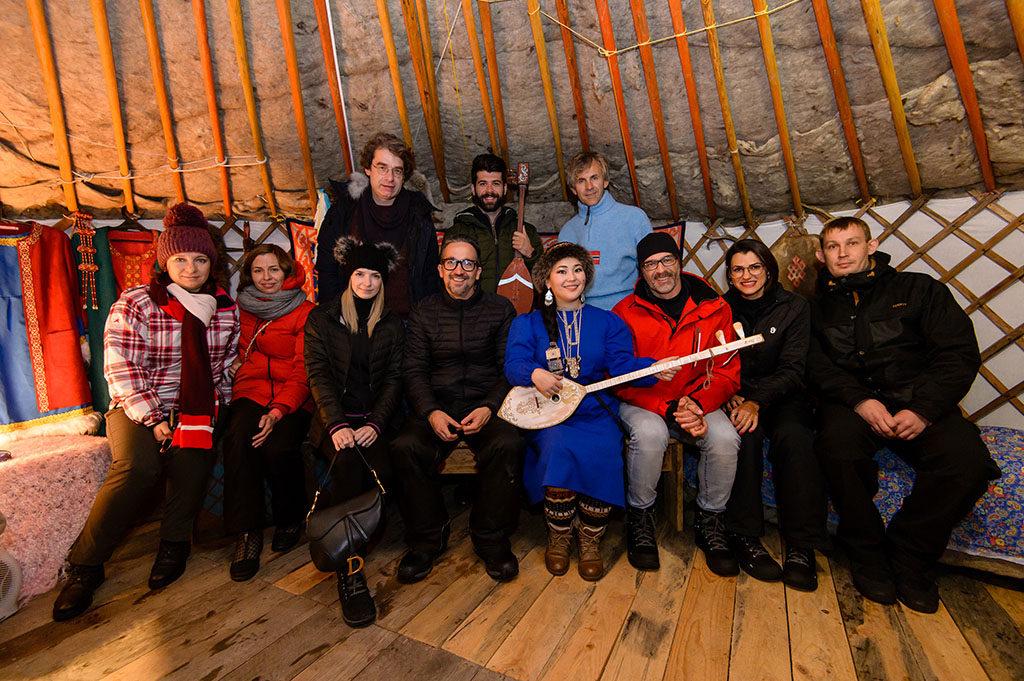 tribus en siberia
