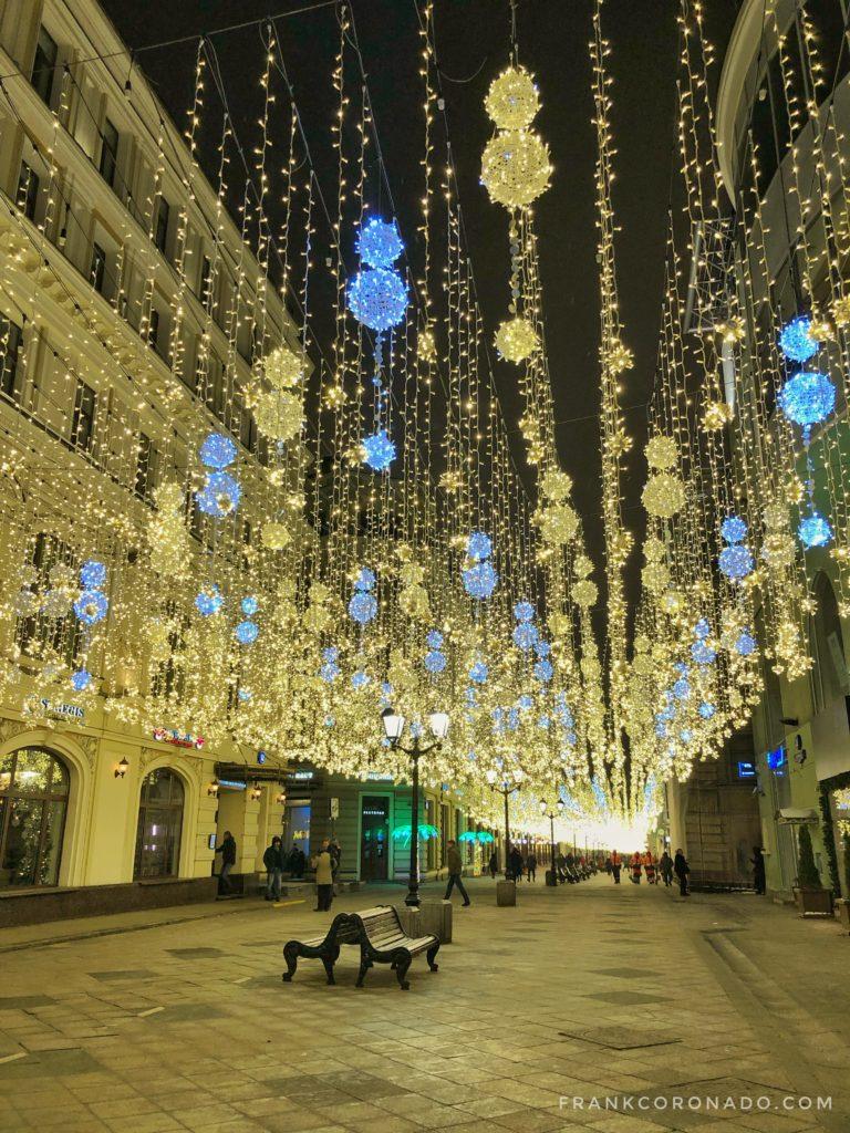 decoracion navideña rusia