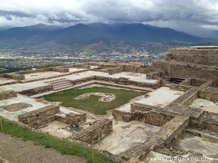 sitio arqueologico de oaxaca