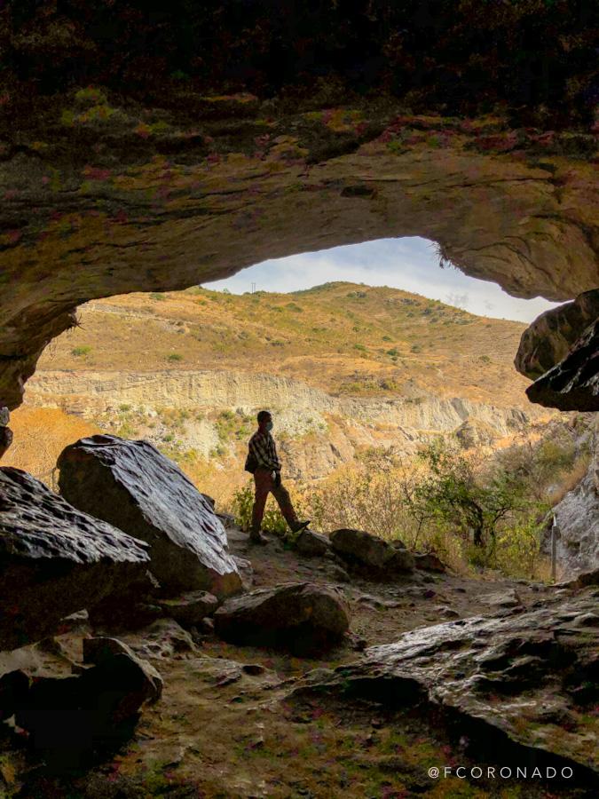 cuevas de Mitla