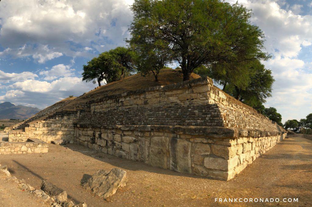 zonas arqueologicas de oaxaca