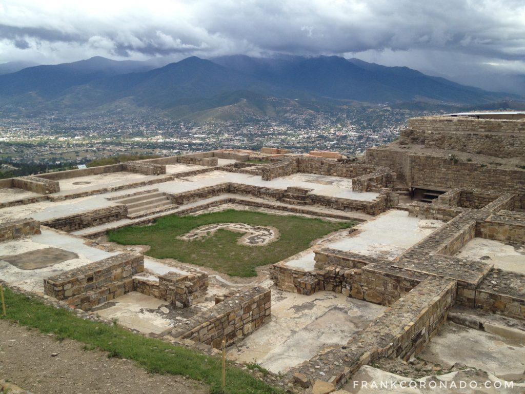 como llegar a zona arqueologica atzompa