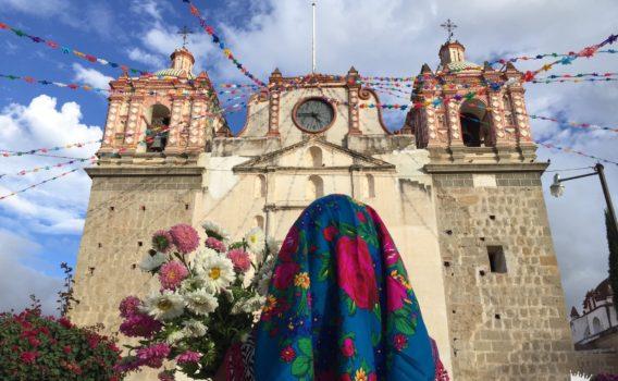 templo santa maria de la asuncion tlacolula