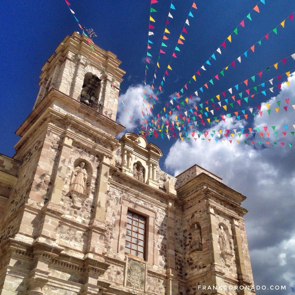 Templos dominicos oaxaca