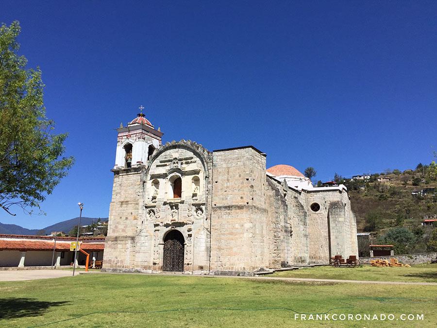 pueblos en la sierra norte de Oaxaca