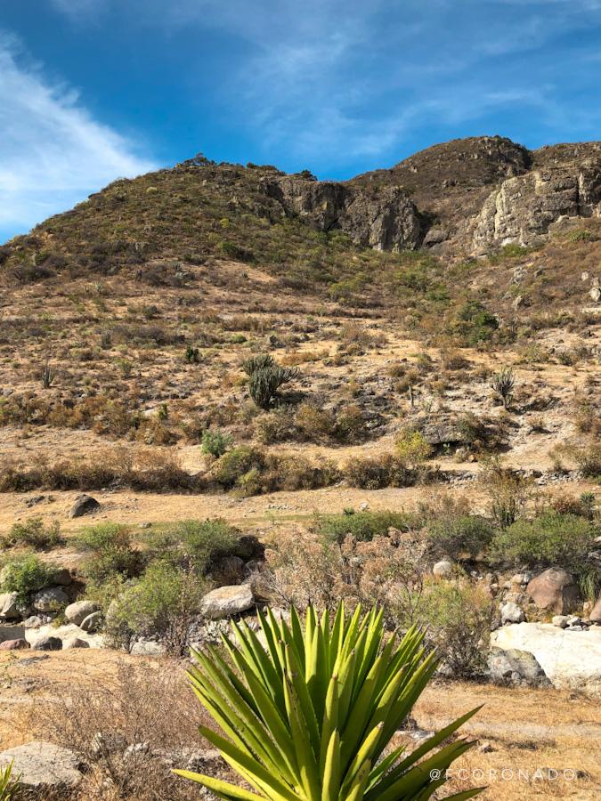 paisajes de Oaxaca