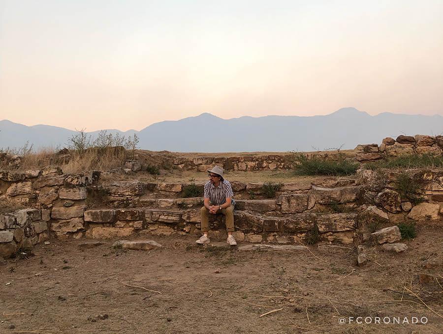 ruinas en oaxaca