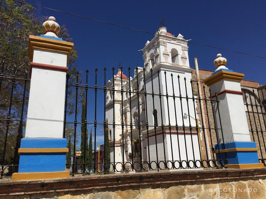 templo san martin tilcajete