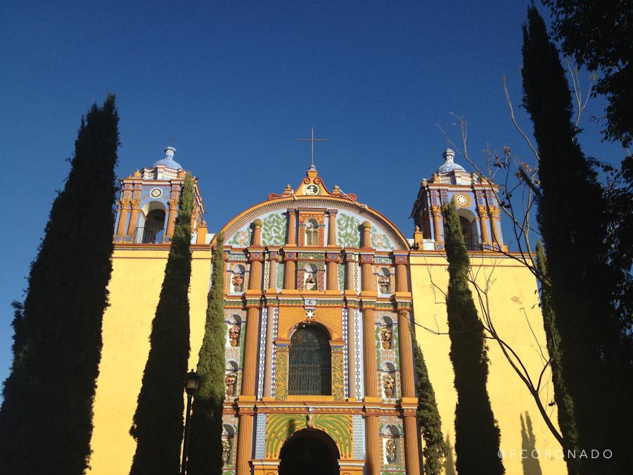 templos de oaxaca
