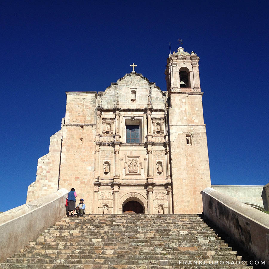 templos dominicos en oaxaca