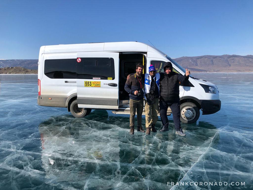 que hacer en lago baikal