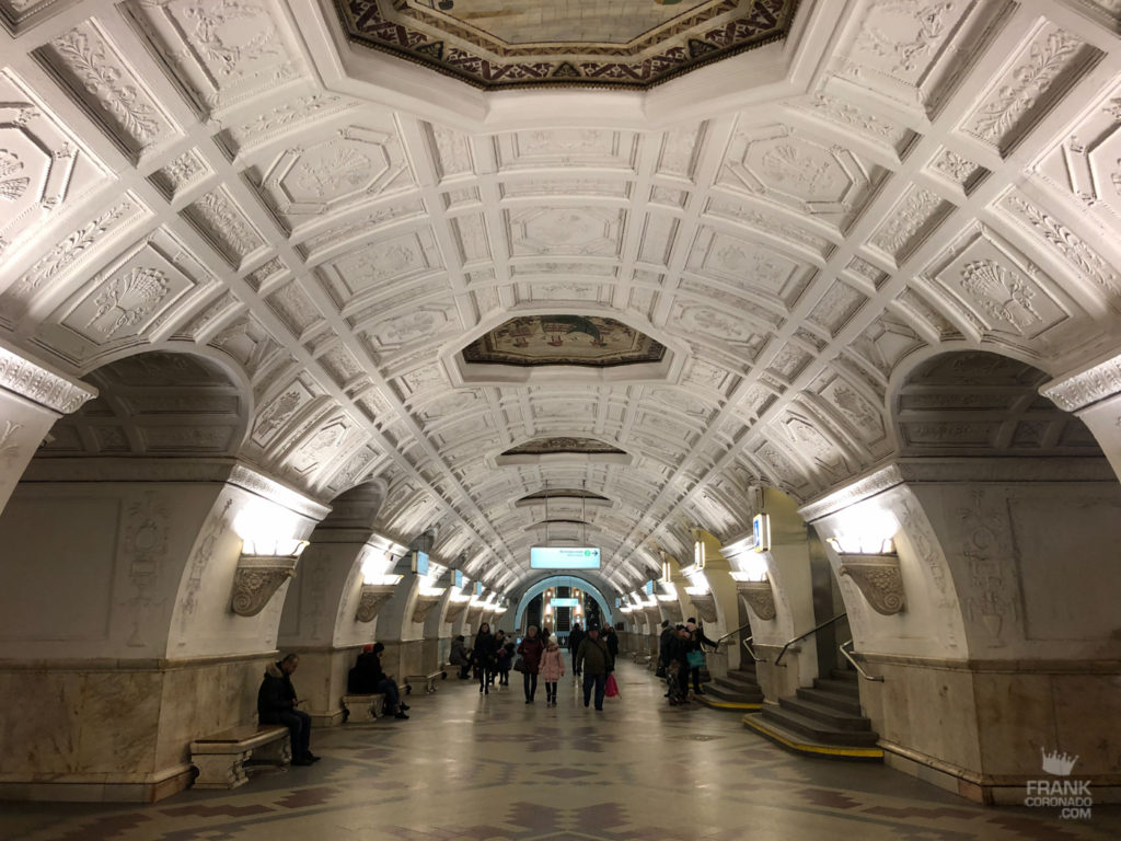 belorusskaya metro moscu