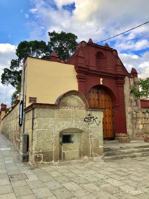 insformación sobre Oaxaca