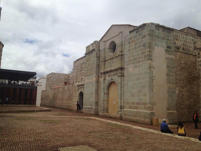 el primer convento dominico de oaxaca