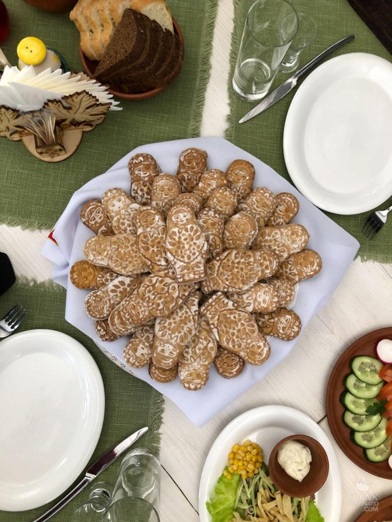 comida tipica de rusia