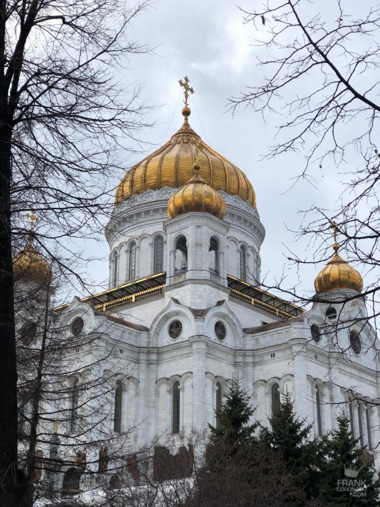 catedral cristo salvador moscu