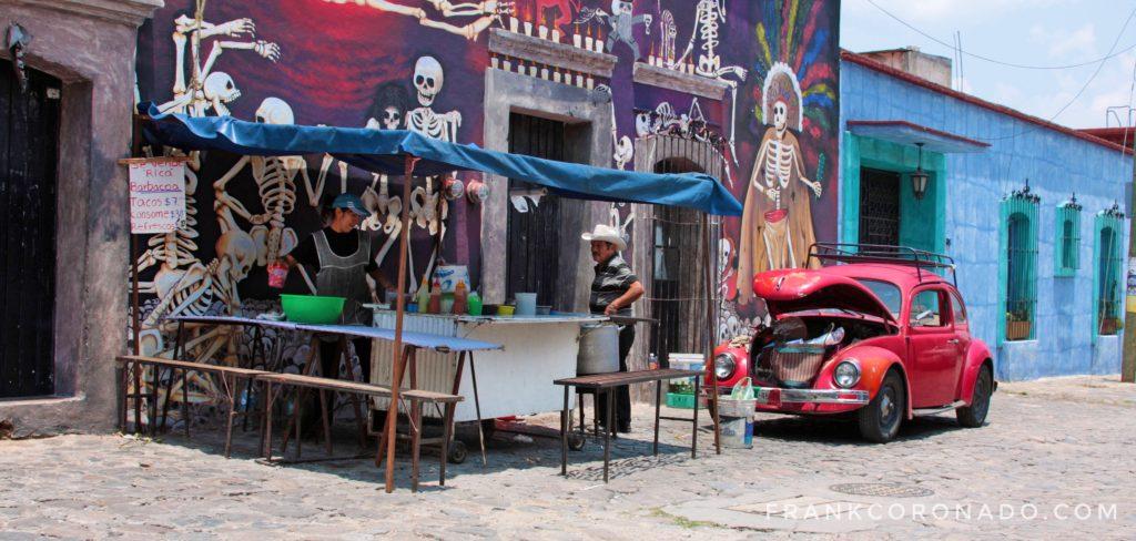barrios de oaxaca