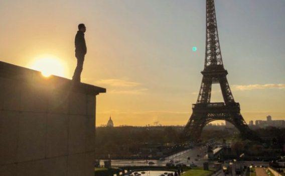 amanecer paris