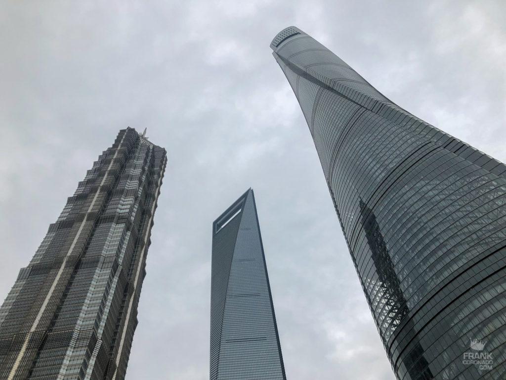 Edificios de shanghai