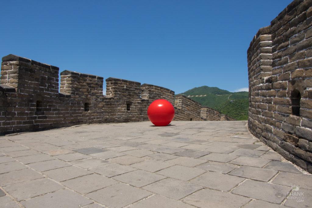 proyecto en muralla china