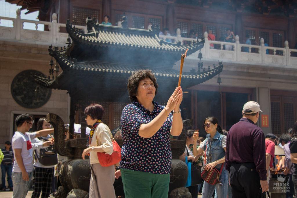 templos de shanghai