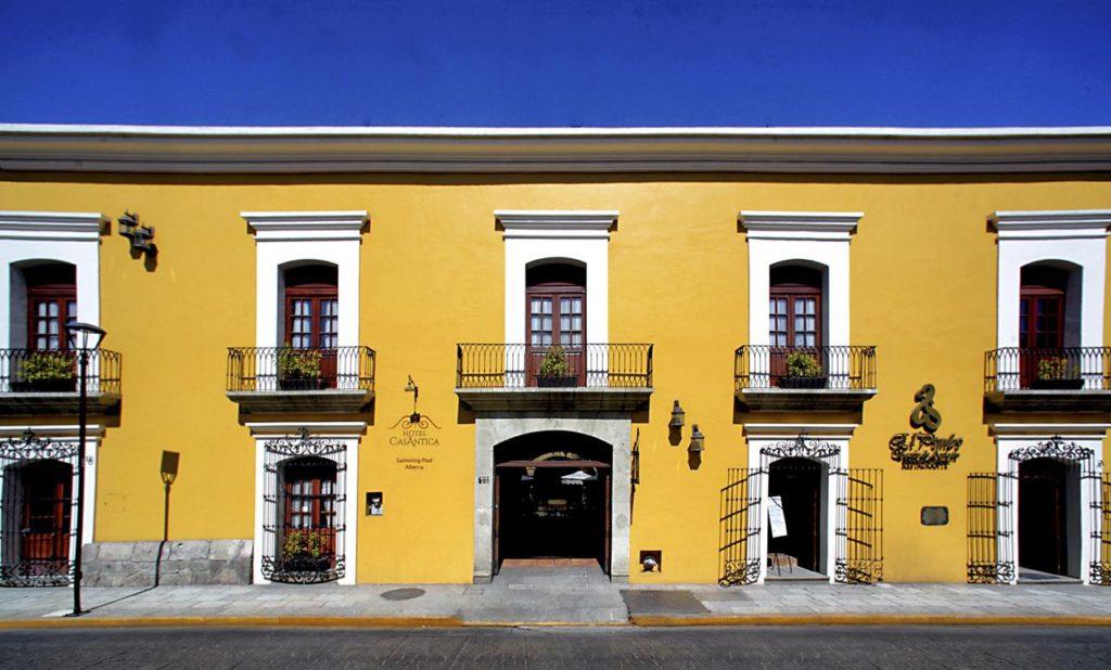 hotel centro historico de oaxaca