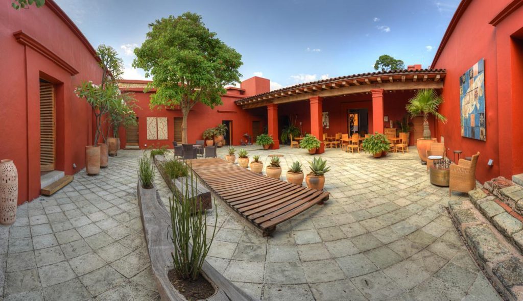 Hotel boutique centro de Oaxaca