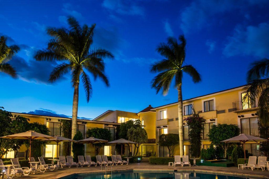 hoteles para descansar en oaxaca