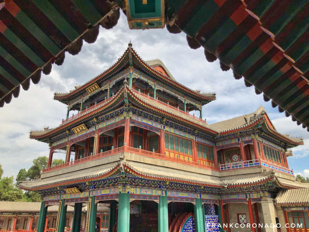 palacio de verano de beijing