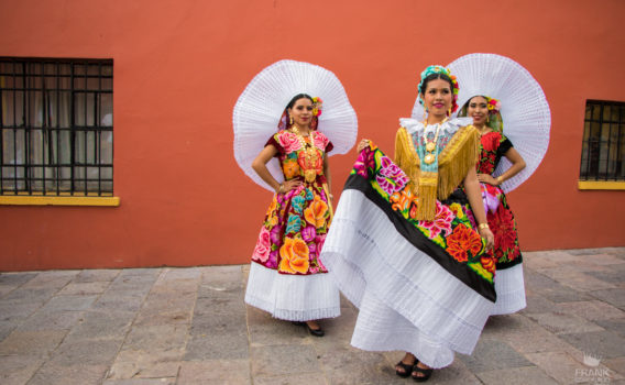 mujeres del histmo de tehuantepec