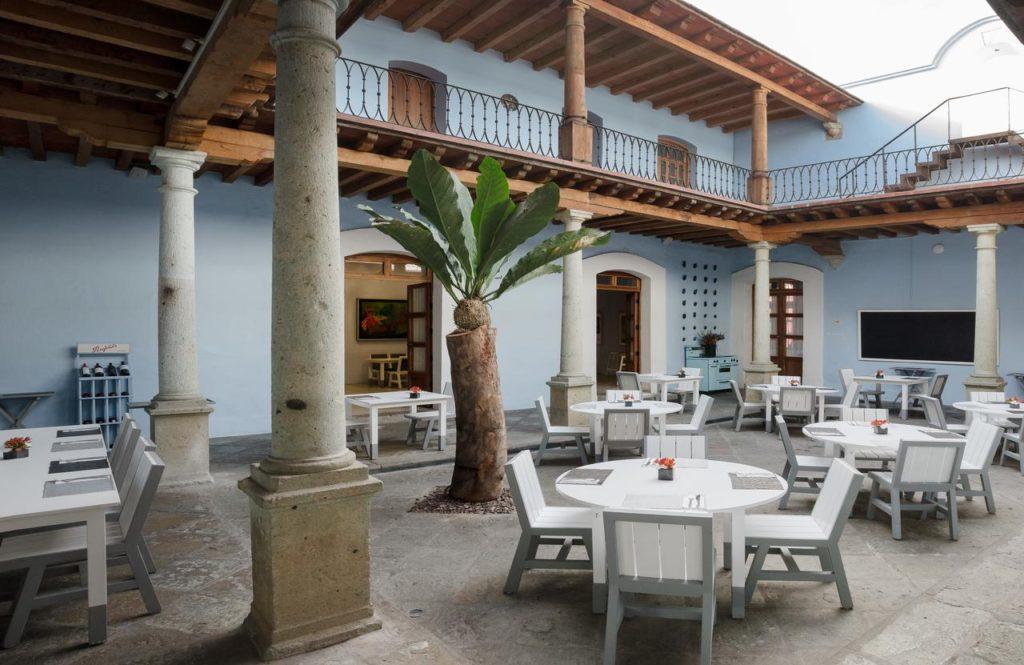 los mejores hoteles de Oaxaca
