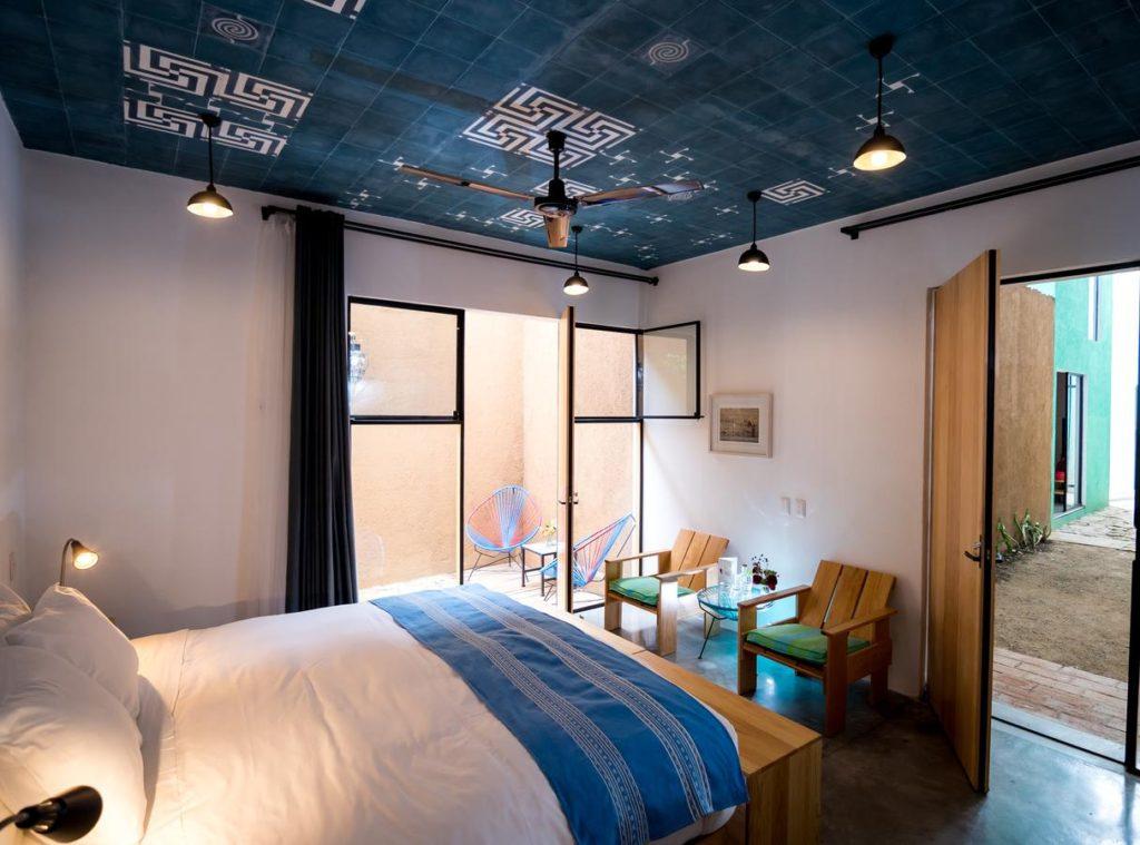hoteles en la ciudad de Oaxaca