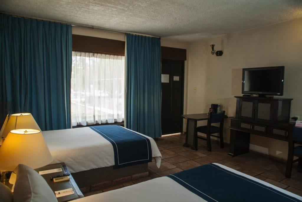 hoteles de oaxaca