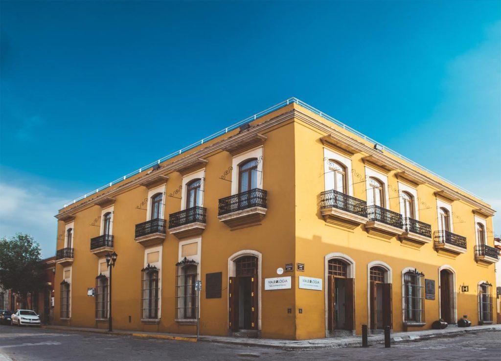 hoteles centro de Oaxaca