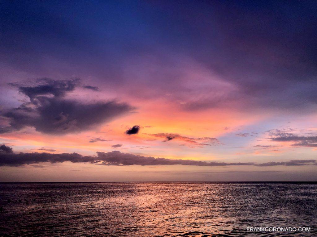 cielo caribe mexicano