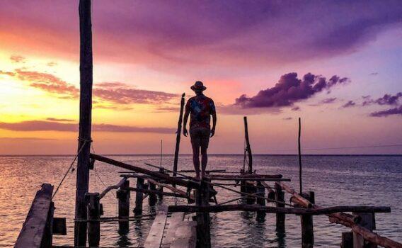 vacaciones en holbox, atardeceres en el caribe, destinos en quintana roo