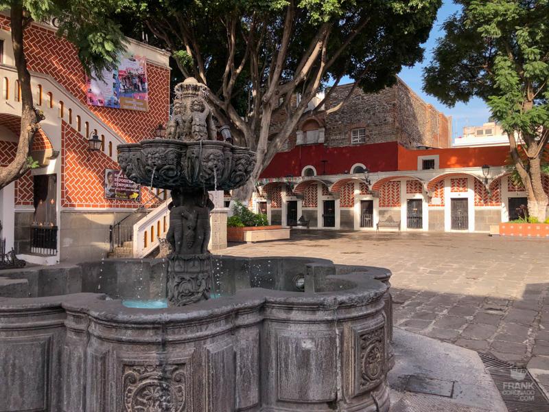 ciudad colonial, centro de mexico, barrios de puebla