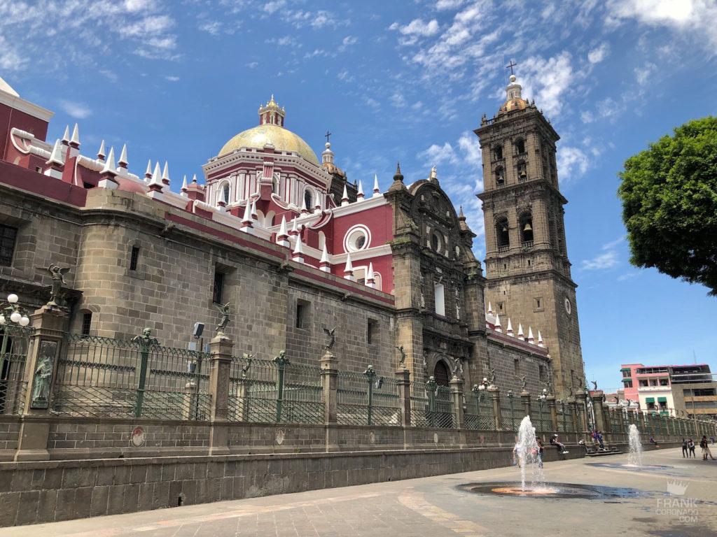 Iglesias de Puebla