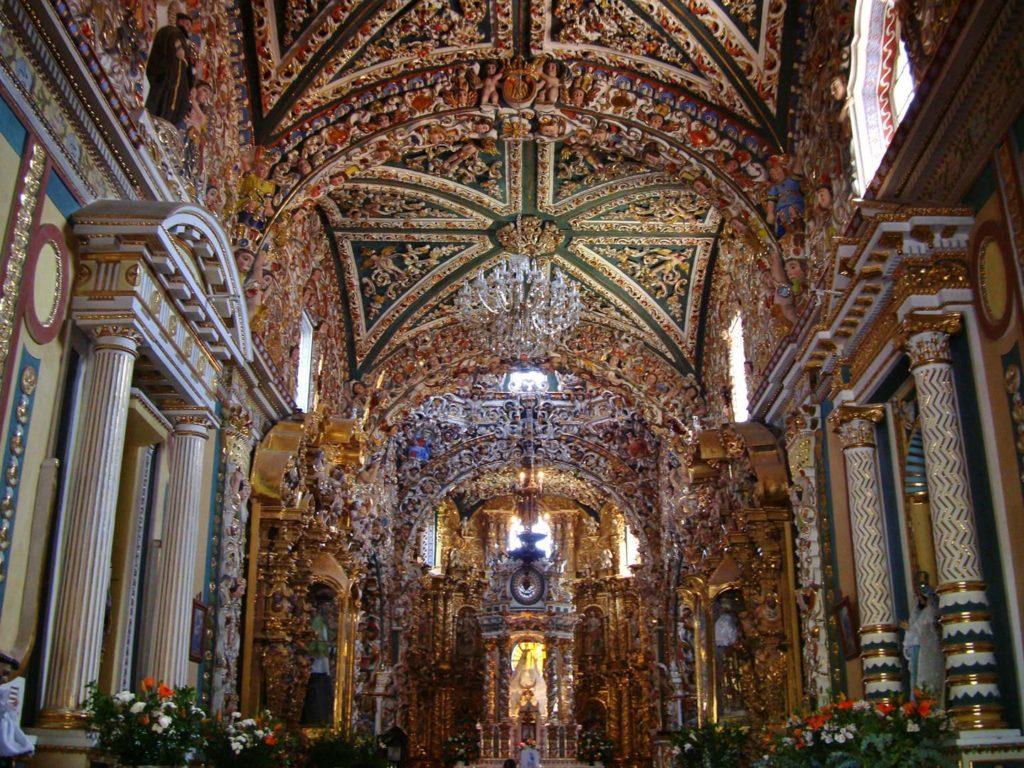 templos de puebla, iglesias de cholula