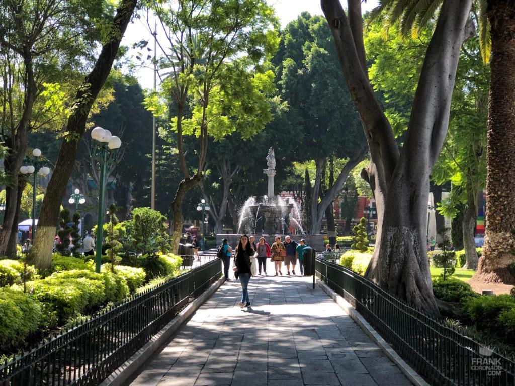paseos por mexico, ciudades coloniales
