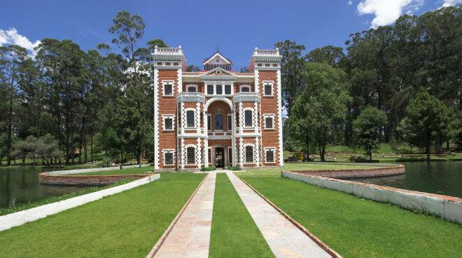 Que hacer en Puebla, que ver en puebla, castillos en mexico