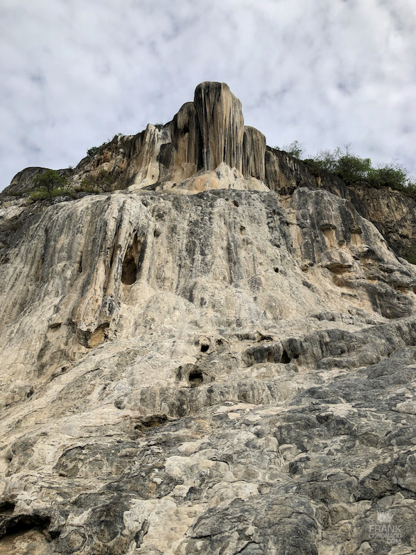 formaciones de minerales