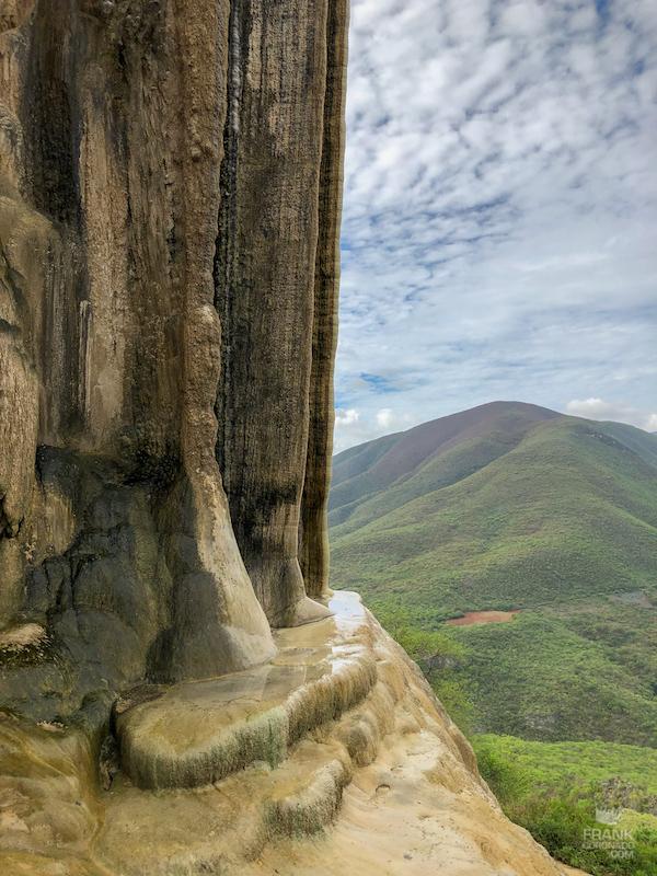 paisajes naturales de Oaxaca